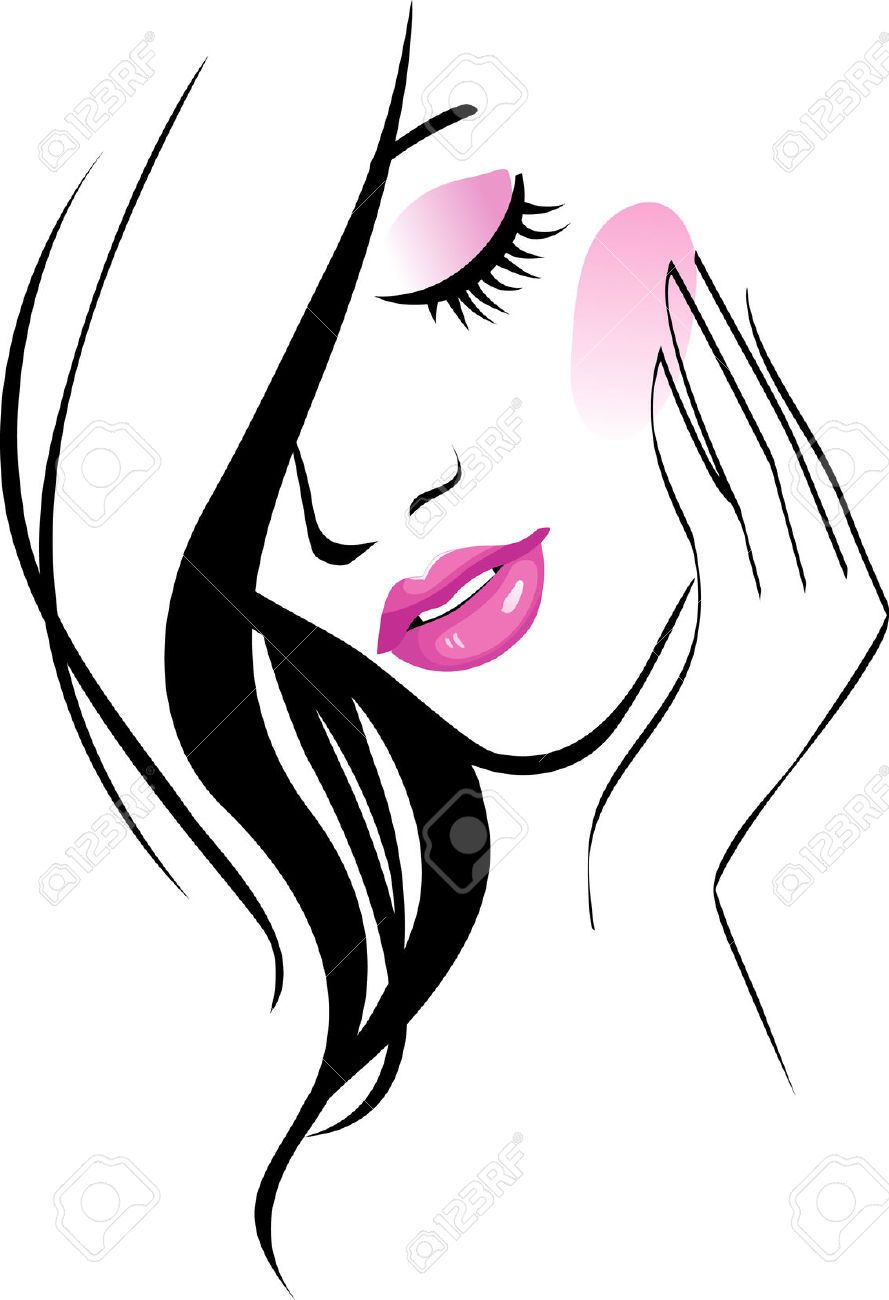 Beauty parlour images clipart clip free library Beauty parlour images clipart 1 » Clipart Portal clip free library