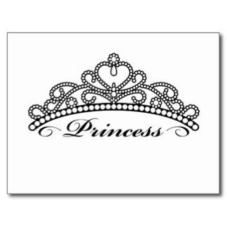 Beauty queen being crowned clipart svg freeuse library Pageant Crown Clip Art | Princess Crown Postcards | Crowns ... svg freeuse library