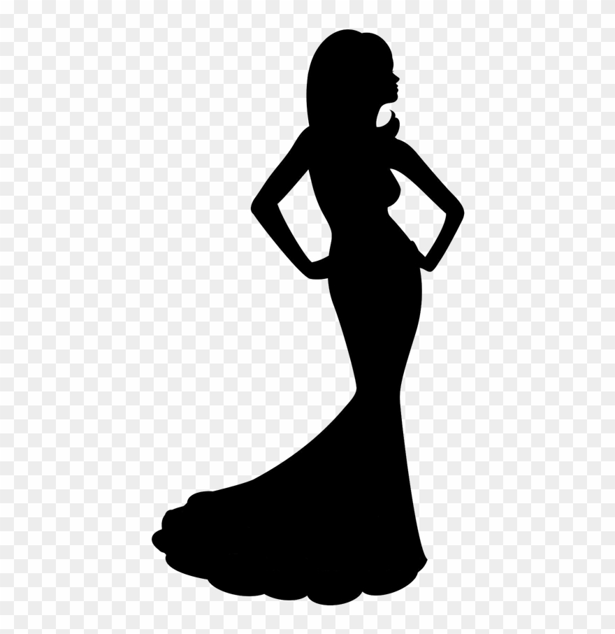 Beauty queen images clipart clip art transparent Download Free png Pageant Girl Cliparts Beauty Queen Silhouette Png ... clip art transparent