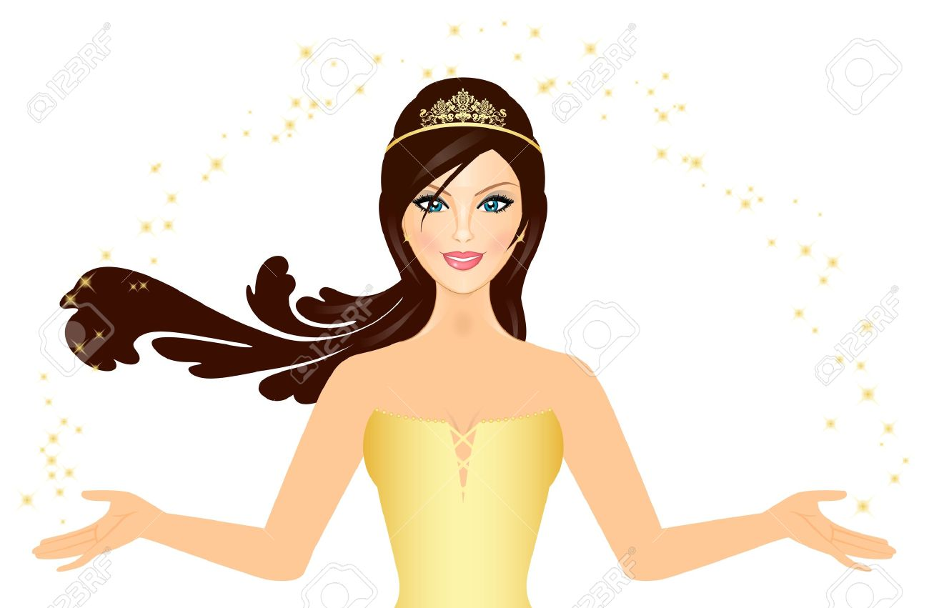 Beauty queen images clipart banner freeuse library Beauty queen clipart 4 » Clipart Station banner freeuse library