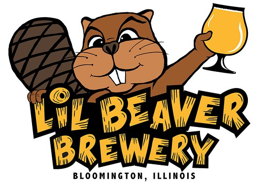 Beaver clipart with a beer vector free library Lil Beaver Brewery (Bloomington) - 2019 All You Need to Know BEFORE ... vector free library