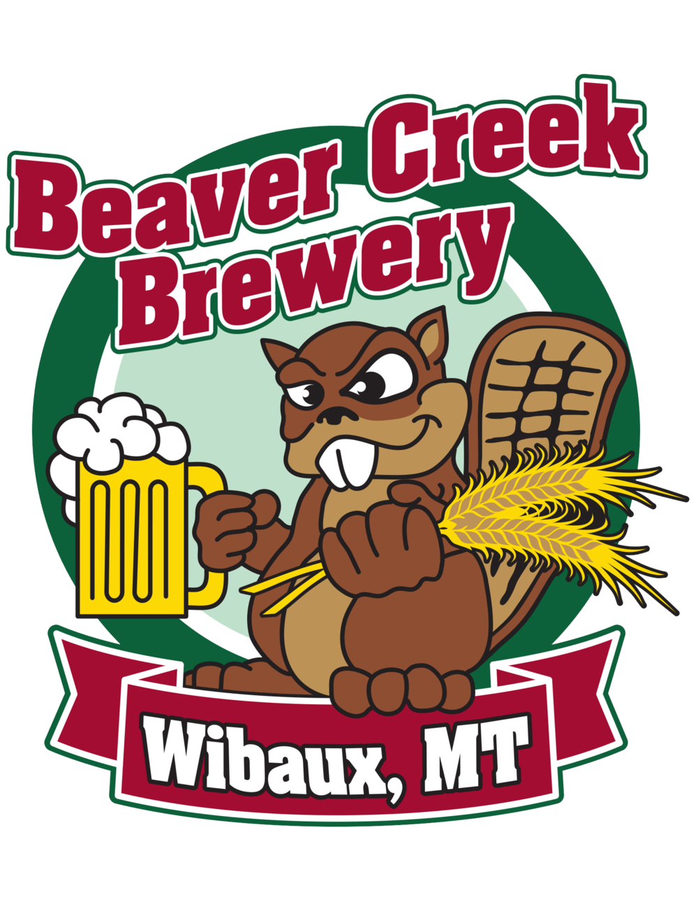 Beaver clipart with a beer png freeuse The Beer — Beaver Creek Brewery png freeuse