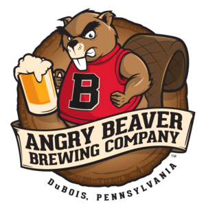 Beaver clipart with a beer banner library library Angry Beaver Brewing Company – Messenger Creative banner library library