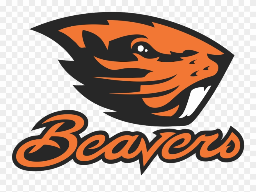 Beaver logo clipart picture library download Oregon State Beavers Logo - Oregon State Beavers Logo Png Clipart ... picture library download