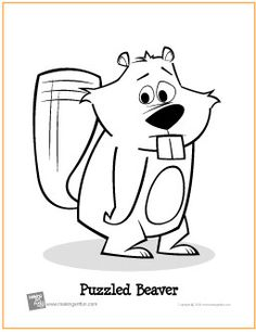 Beaver mother clipart to color banner free download 54 Best Beavers images in 2016 | Beavers, Beaver scouts, Woodland ... banner free download