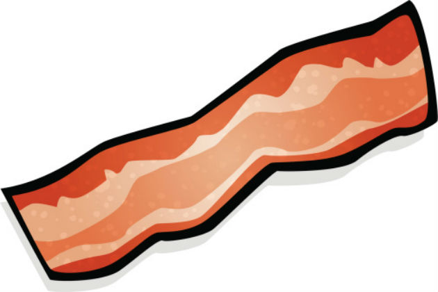 Becon clipart clip freeuse Free Bacon Cliparts, Download Free Clip Art, Free Clip Art on ... clip freeuse