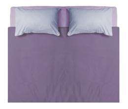 Bed clipart top view clip art transparent download Download violet bed top view clipart Bed Sheets Clip art clip art transparent download