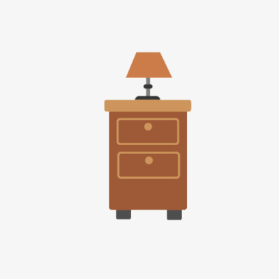 Bed side table clipart vector stock Bedside PNG - DLPNG.com vector stock