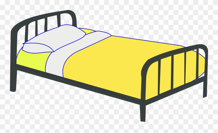 Clipart bed pictures