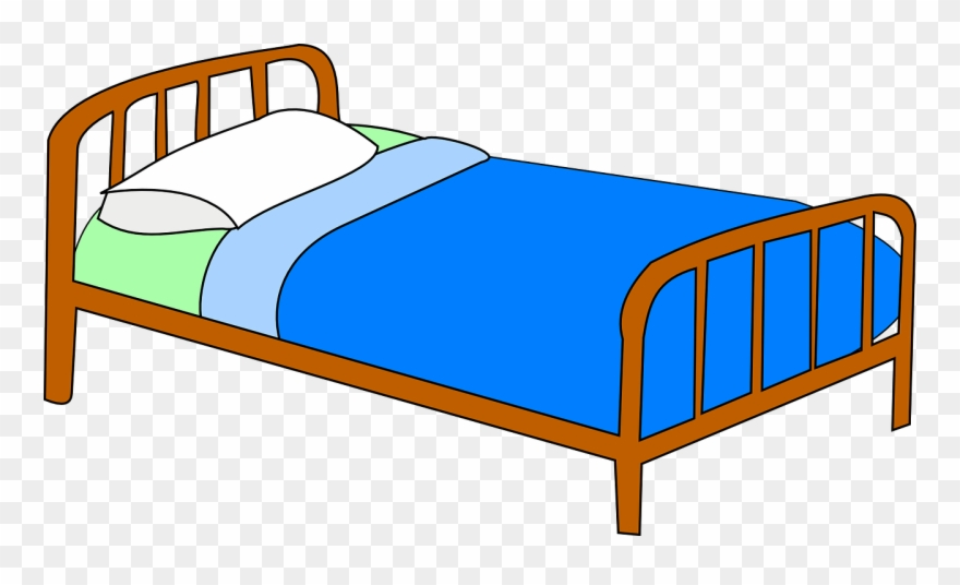 Bedroom clipart png image free stock Clipart Man Hospital Bed - Bed Clipart - Png Download (#565725 ... image free stock