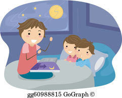 Kids clip art royalty. Free clipart bedtime
