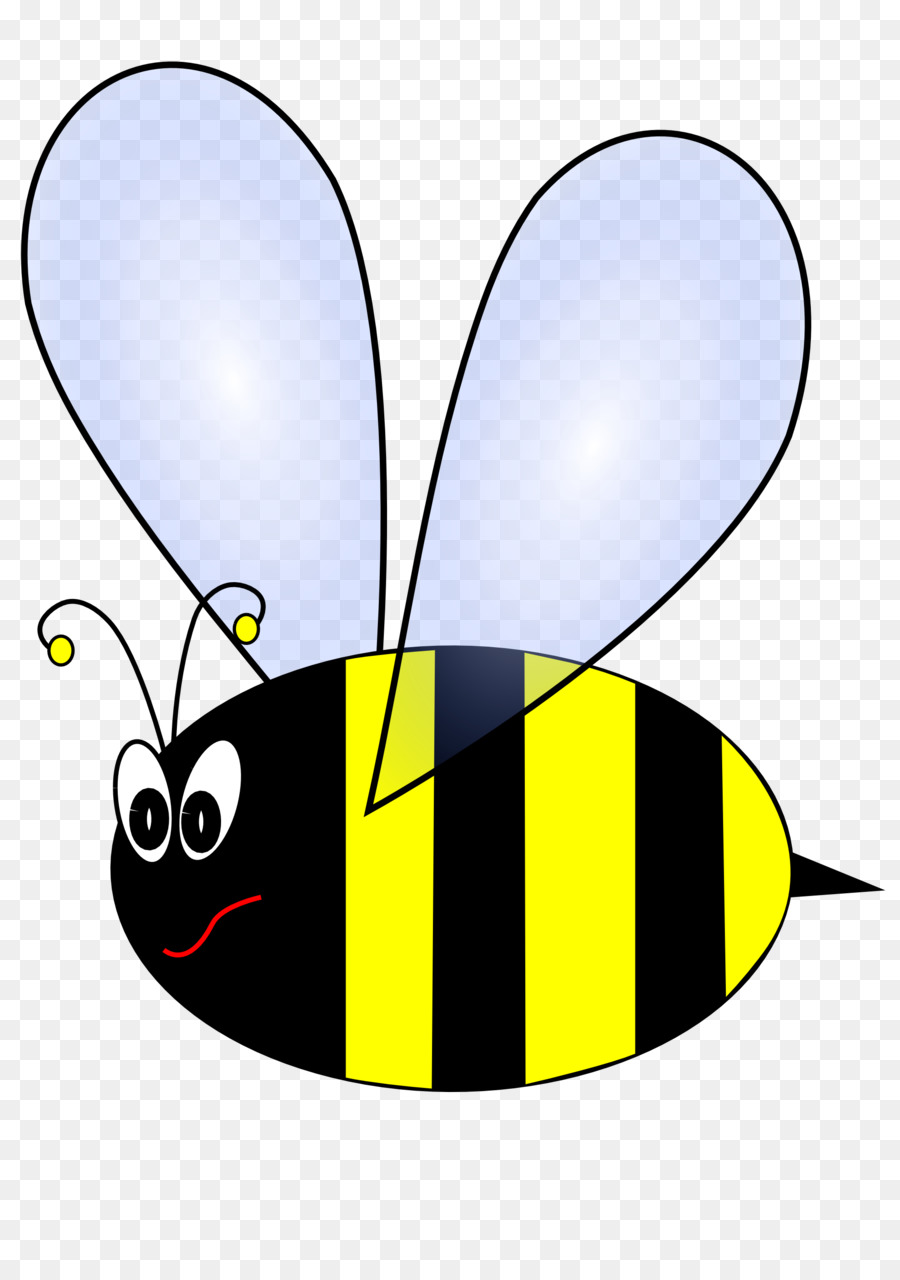 Bee ant clipart jpg free library Ant Cartoon clipart - Bee, Yellow, Butterfly, transparent clip art jpg free library