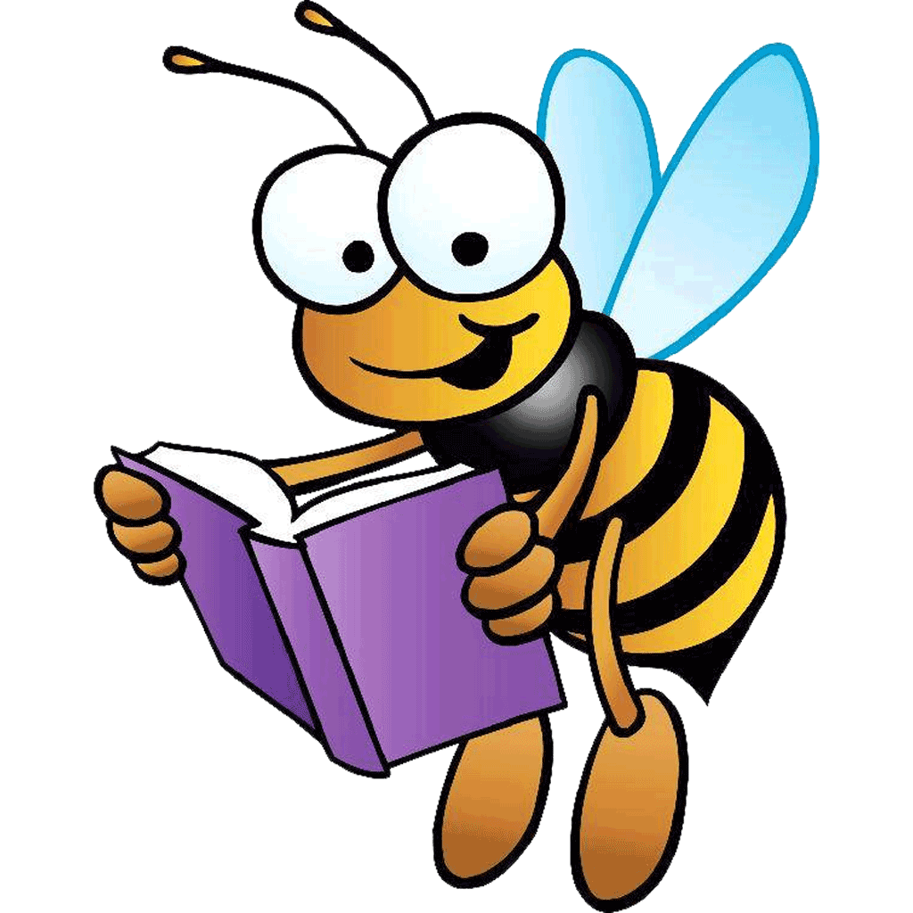 Insect reading a book clipart banner free stock Bookbzz (@bookbzz) | Twitter banner free stock