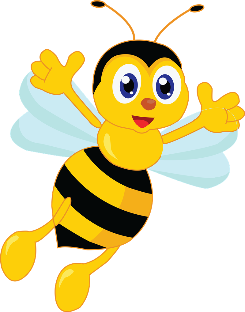 Bee cartoon clipart clip art black and white library Cartoon bumble bee clip art clipart clipartwiz 3 clipartix ... clip art black and white library