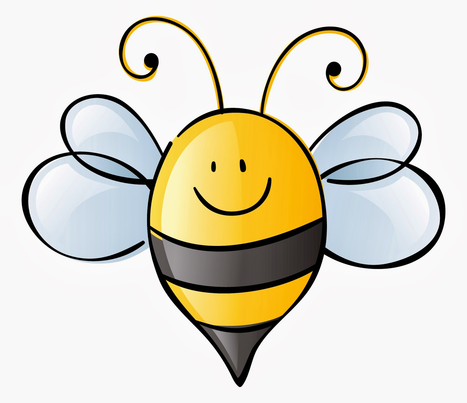 Bee cartoon clipart picture freeuse Free Bees Cliparts, Download Free Clip Art, Free Clip Art on Clipart ... picture freeuse