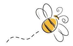 Bee christian attribute images clipart bee honest vector stock 558 Best Bees Knees images in 2019 | Bee, Bee keeping, Bee art vector stock