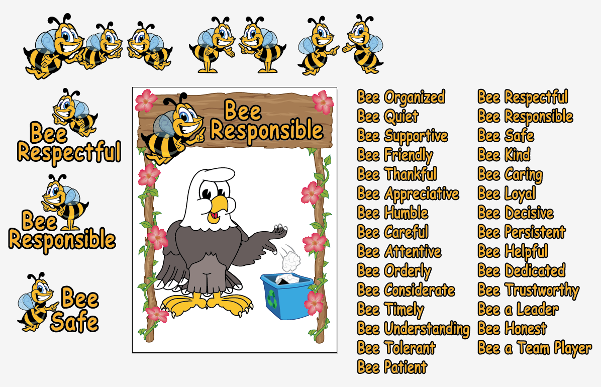 Bee christian attribute images clipart bee honest banner royalty free library Trustworthy Clipart Group with 79+ items banner royalty free library