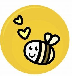 Bee christian attribute images clipart bee honest png freeuse Bee Sayings for Really Sweet Cards | Baby shower ideas | Beeswax ... png freeuse