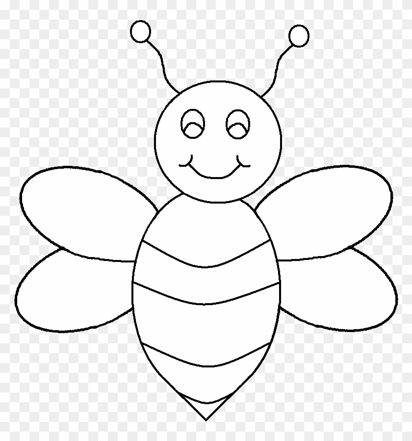 Bee clipart black and white banner download Bee Black And White Image Of Bee Clipart Black And - Bee Clipart ... banner download