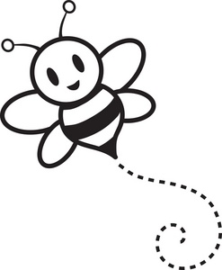 Bee clipart black and white with honeycomb banner free Bumble bee download bee clip art free clipart of honey honeycomb a ... banner free