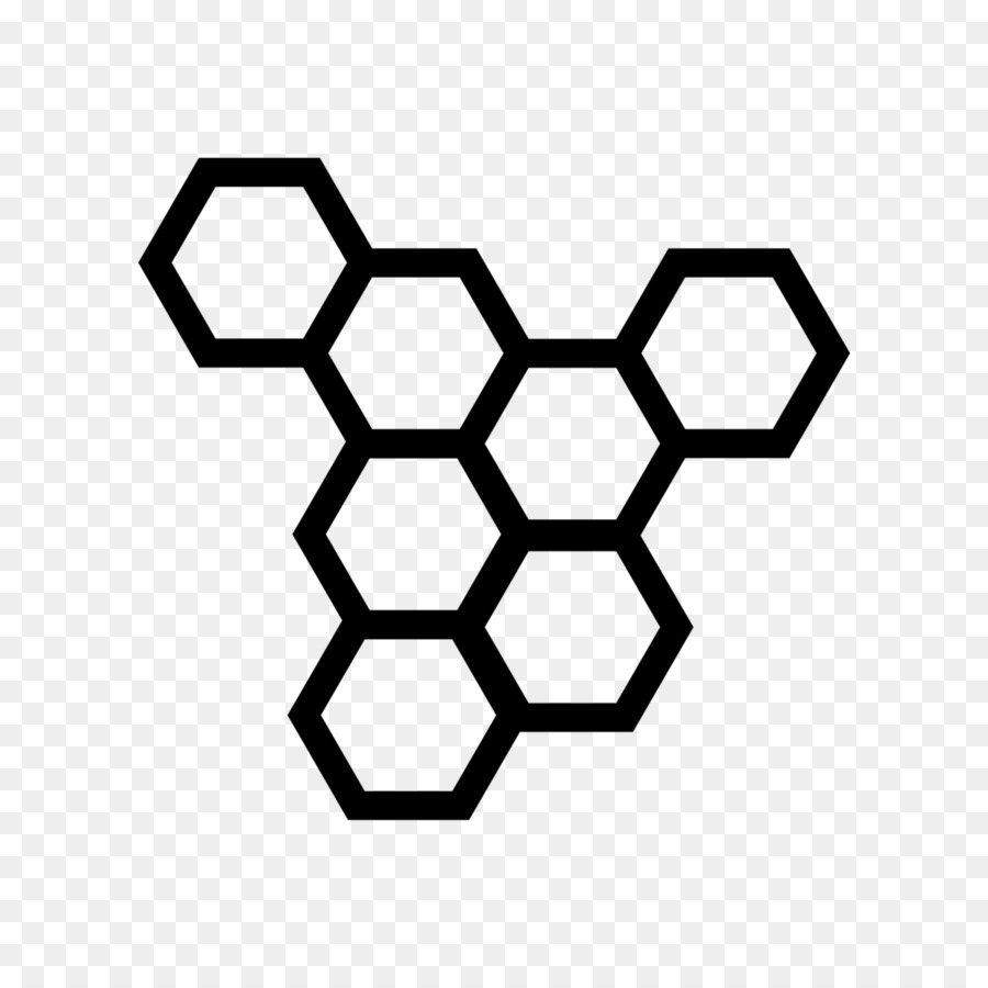Bee clipart black and white with honeycomb picture library download Beehive Png Black And White & Free Beehive Black And White.png ... picture library download
