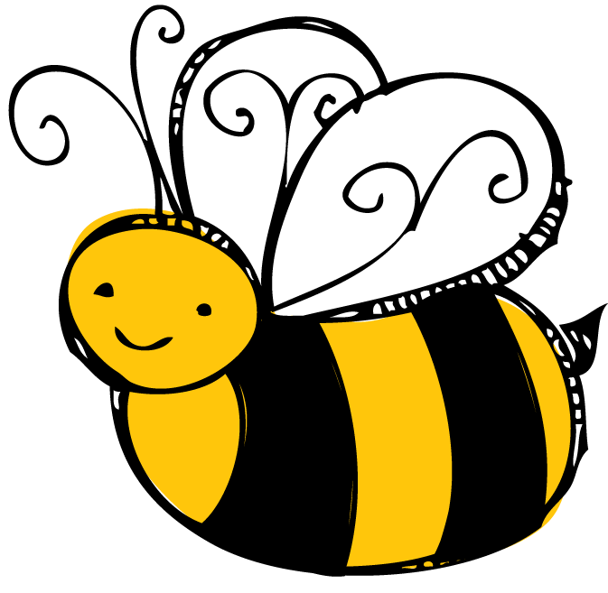 Shiny bee clipart banner freeuse stock Free Bee Cliparts, Download Free Clip Art, Free Clip Art on Clipart ... banner freeuse stock