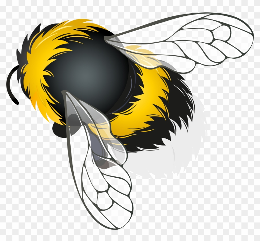 Bee clipart realistic clip art freeuse download Bee Png Clipart - Realistic Bees Clip Art, Transparent Png ... clip art freeuse download
