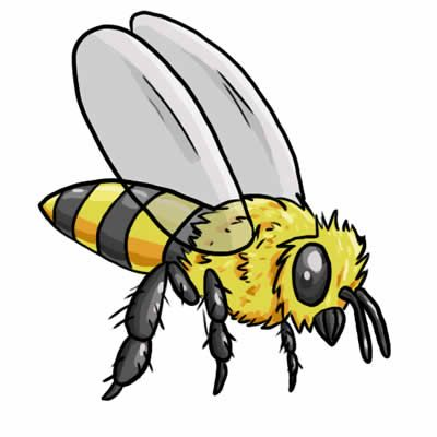 Bee clipart realistic image royalty free download Bee Clipart | Free download best Bee Clipart on ClipArtMag.com image royalty free download