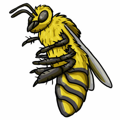 Bee clipart realistic image free Bee clipart image 3 - ClipartPost image free