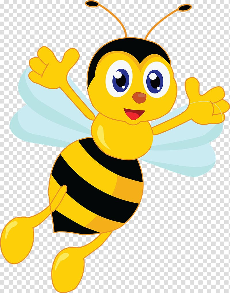 Bee clipart standing jpg free library Bee Sting transparent background PNG cliparts free download | HiClipart jpg free library