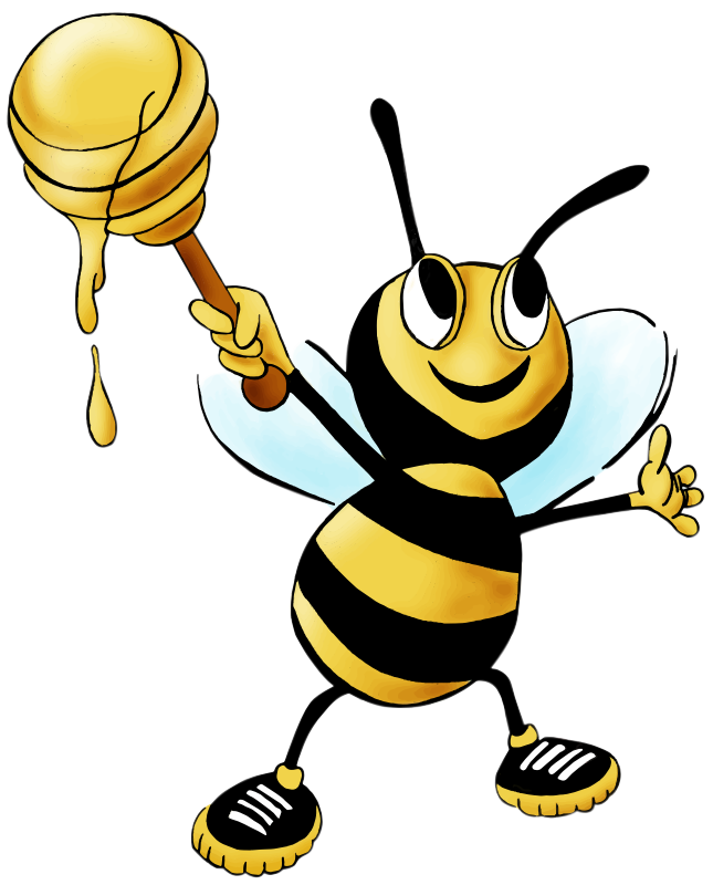 Bee clipart standing jpg freeuse download Bee Images Clipart | Free download best Bee Images Clipart on ... jpg freeuse download