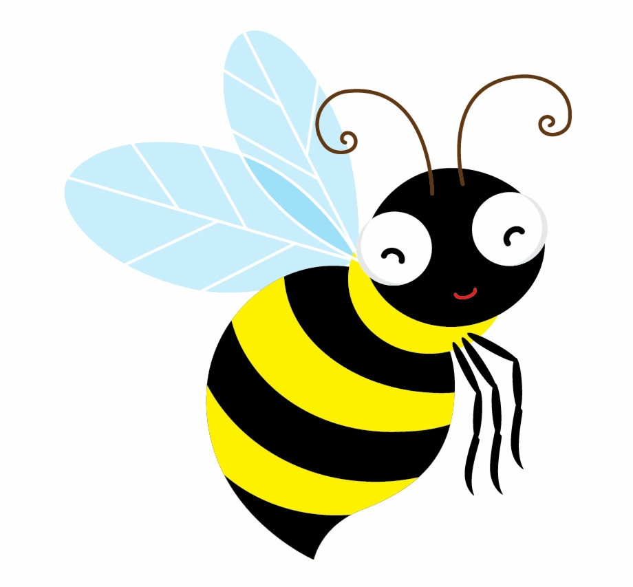 Bee Clipart Positive - Bee Clipart Transparent Background Free PNG ... jpg free library