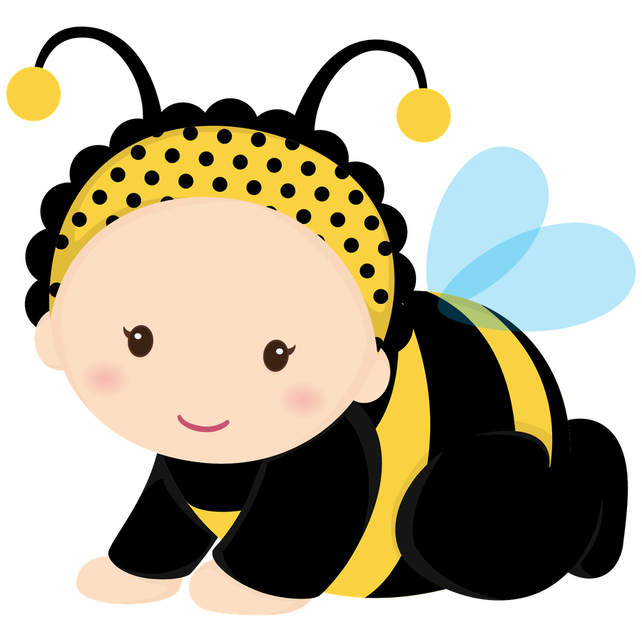 Bee football clipart banner download Bebê (Menino e Menina) 2 - Minus | CLIPART - BABY, BABY CLOTHES ... banner download