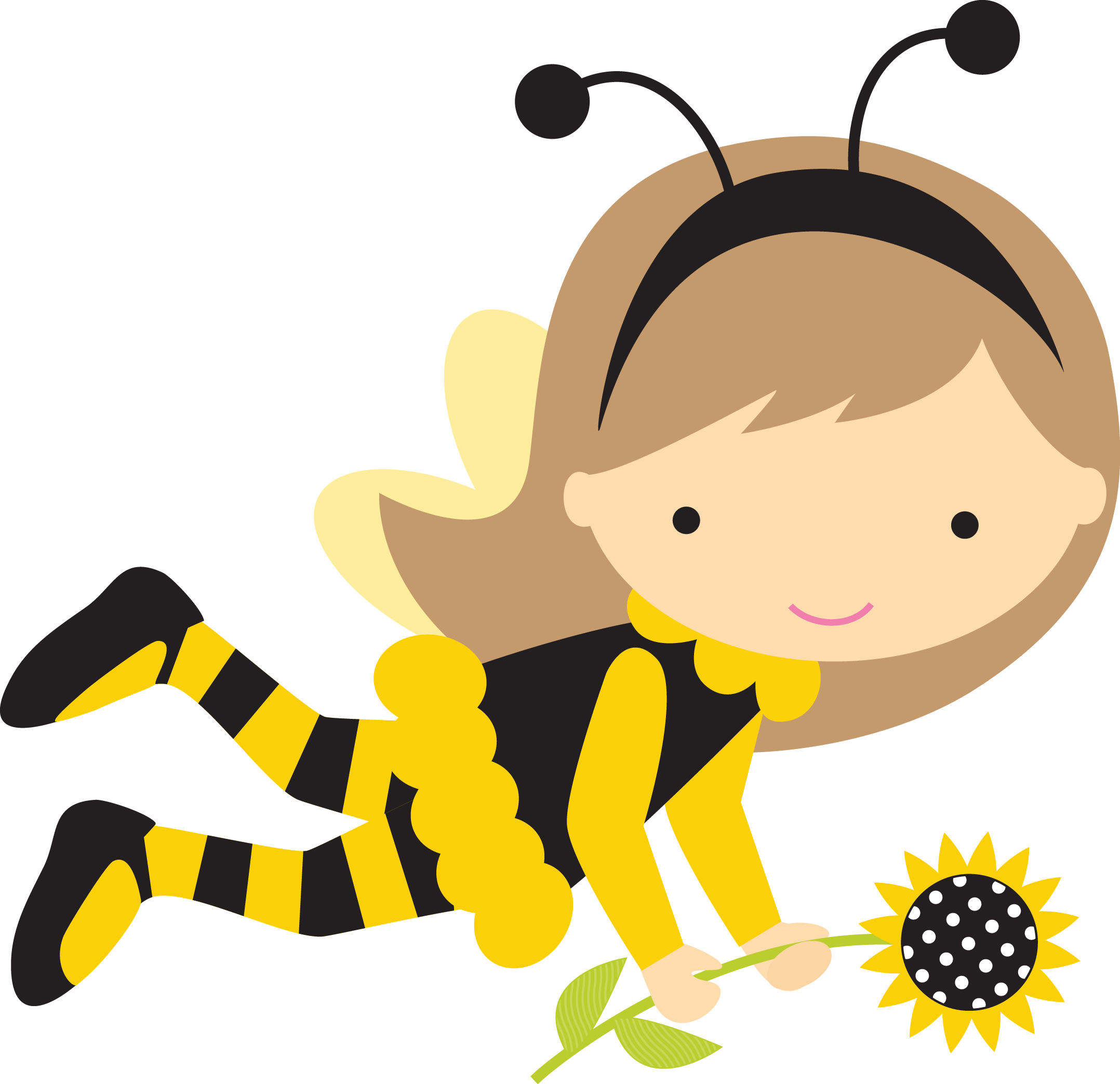Bee football clipart picture transparent stock menina abelha - Pesquisa Google | โลโก้ | Pinterest | Bee theme ... picture transparent stock