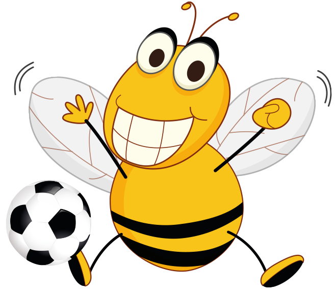 Bee football clipart clip transparent download Free Bee Football Cliparts, Download Free Clip Art, Free Clip Art on ... clip transparent download