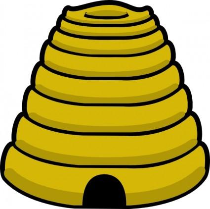Bee hive image clipart svg transparent Free Bee Hive Clipart, Download Free Clip Art, Free Clip Art on ... svg transparent