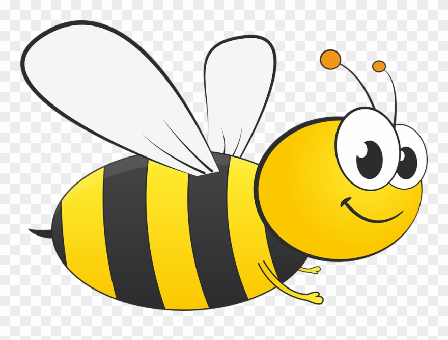 Bee image clipart logo jpg royalty free download Clipart Of Honey, Bee And Busy - Bee Clipart Transparent Background ... jpg royalty free download