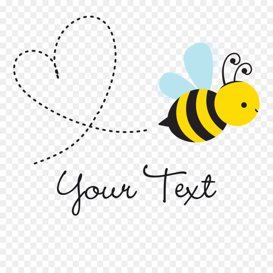 Bee image clipart logo banner library library Butterfly Logo clipart - Bee, Beehive, Illustration, transparent ... banner library library