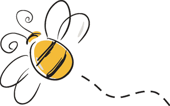 Bee line clipart clip art library stock Bee Line Drawing | Free download best Bee Line Drawing on ClipArtMag.com clip art library stock