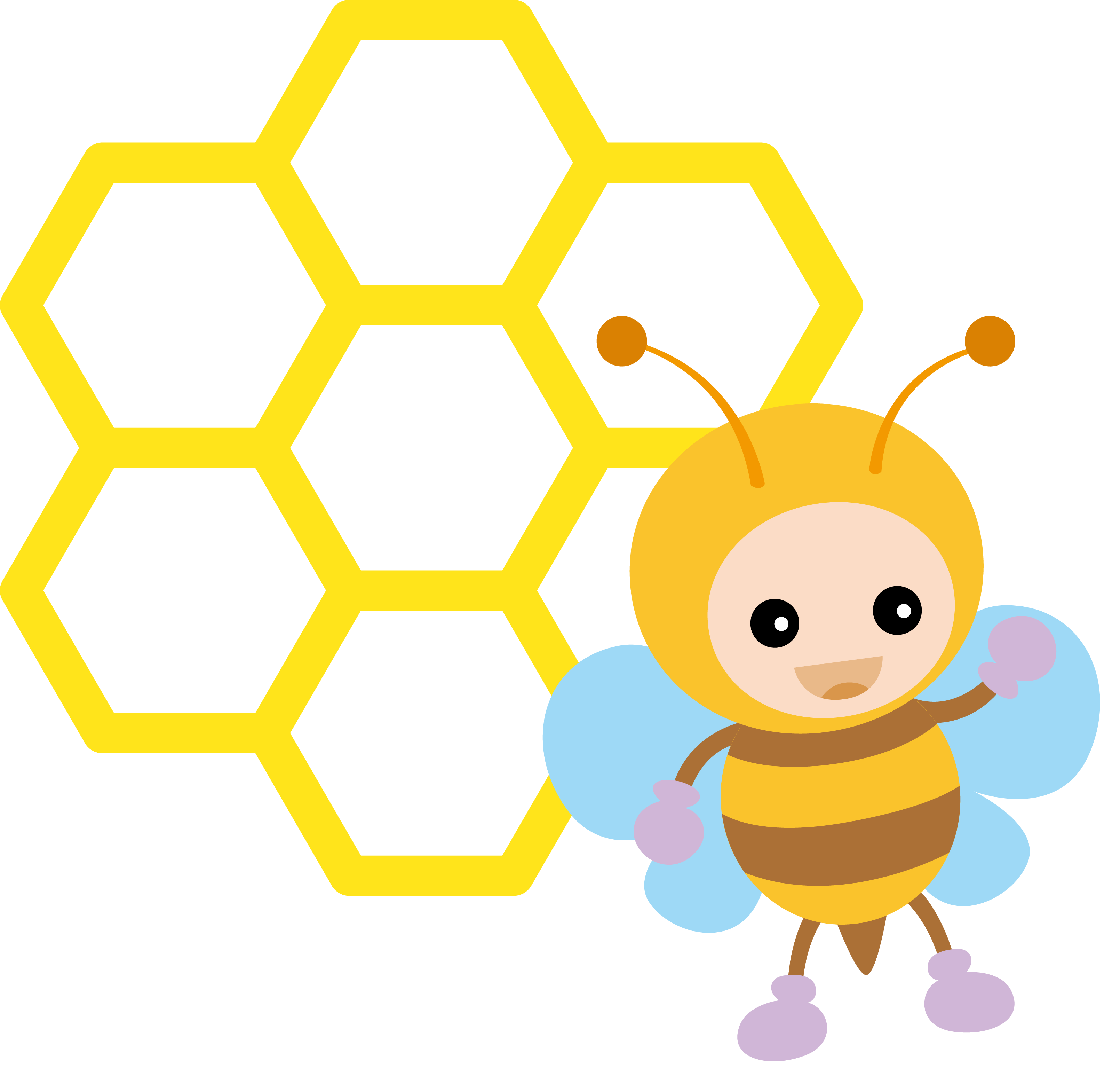 Bee on apple blossom clipart png Photo by @daniellemoraesfalcao - Minus | รูปภาพงาน | Pinterest ... png
