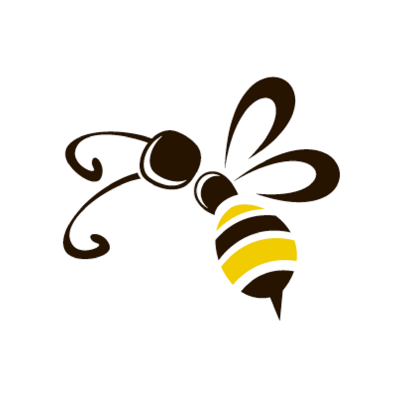 Bee pollinating flower clipart jpg freeuse download About Us • Pollynation Apothecary jpg freeuse download