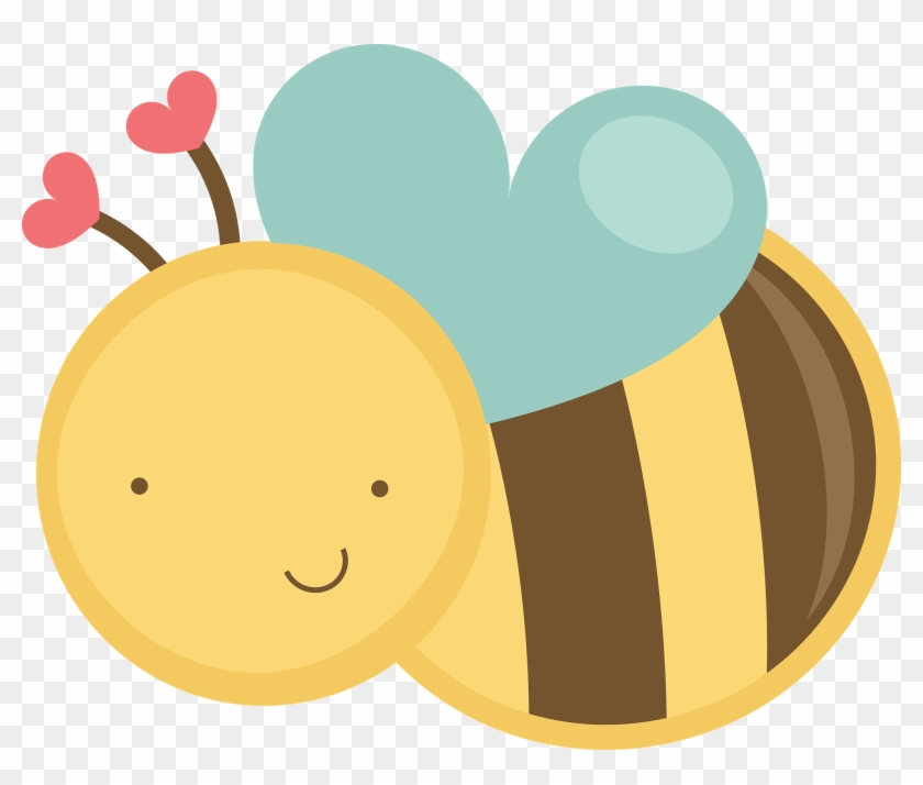 Bee valentine clipart clip free Miss Kate Cuttables Flying Valentine Bee - Cute Bee Clipart Png ... clip free