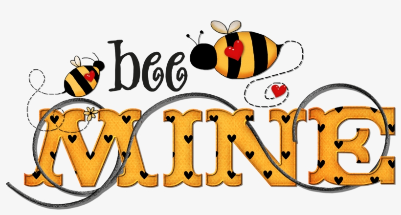 Bee valentine clipart jpg stock Bee - Bee Valentine Clip Art Transparent PNG - 1600x919 - Free ... jpg stock