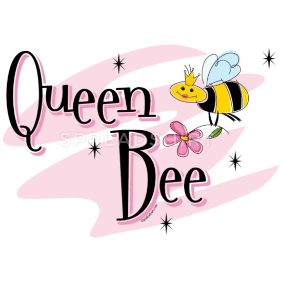 Bee with bee mug clipart free library Queen Bee Mug | Spreadshirt free library