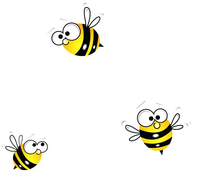 Bee with bee mug clipart clipart royalty free stock vector bee – JYotish clipart royalty free stock