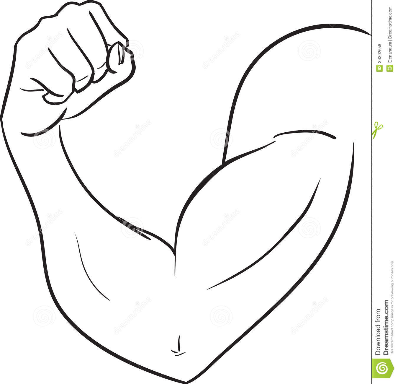 Beefy arm clipart png library Muscles Clipart | Free download best Muscles Clipart on ClipArtMag.com png library