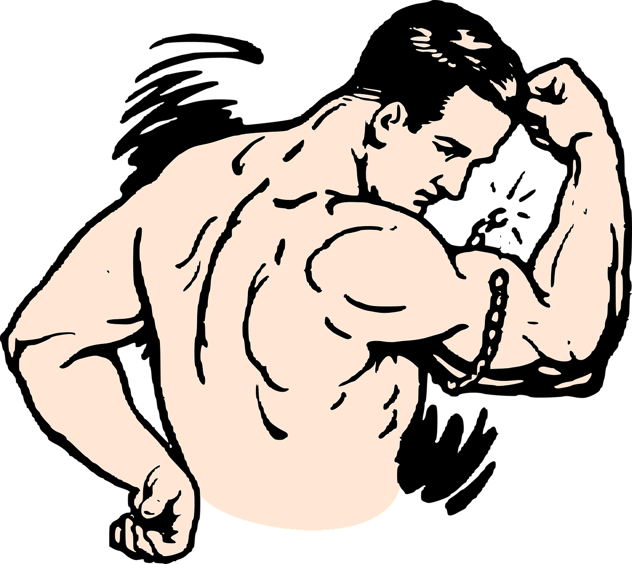 Beefy arm clipart jpg black and white library Muscles clipart muscle mass, Muscles muscle mass Transparent FREE ... jpg black and white library