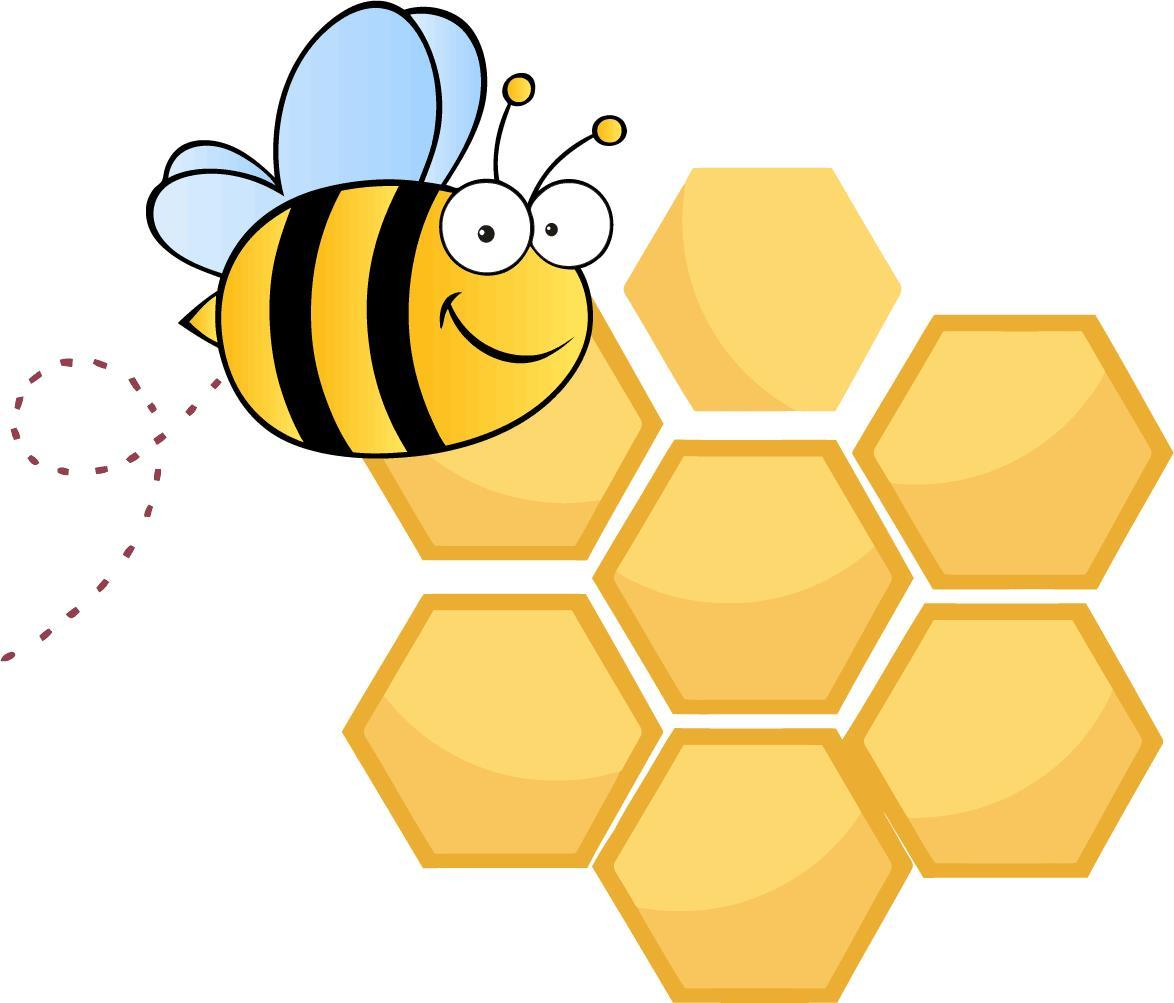 Beehive bee clipart image freeuse stock Beehive Honey Bee Clipart Clipart Suggest - Free Clipart image freeuse stock