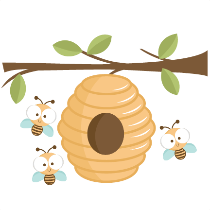 Beehive from tree clipart clipart free library Bee hive in tree clipart - ClipartFest clipart free library