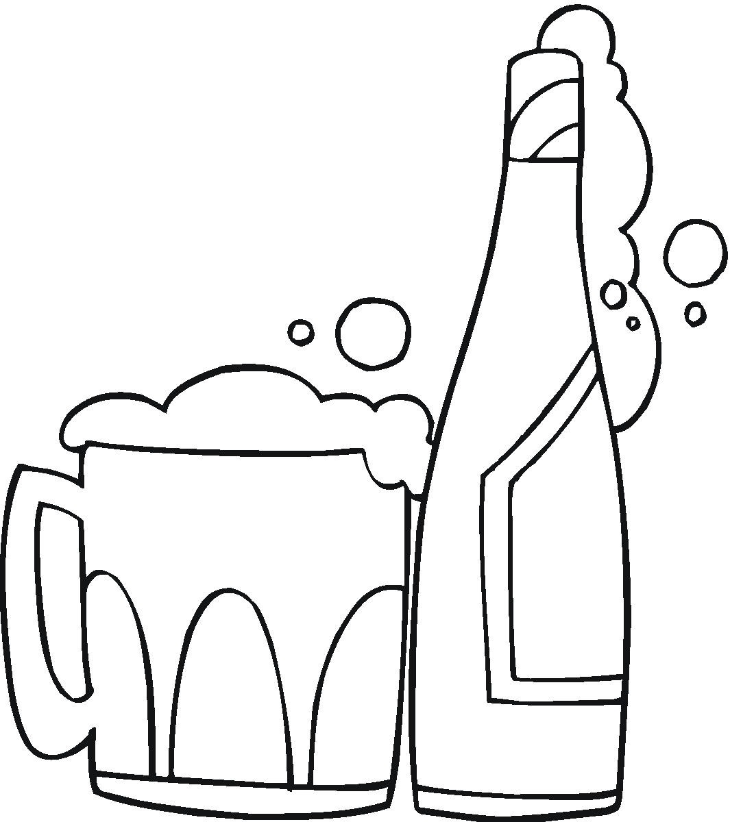 Black and white alcohol clipart svg library library Free Alcohol Clipart Black And White, Download Free Clip Art, Free ... svg library library